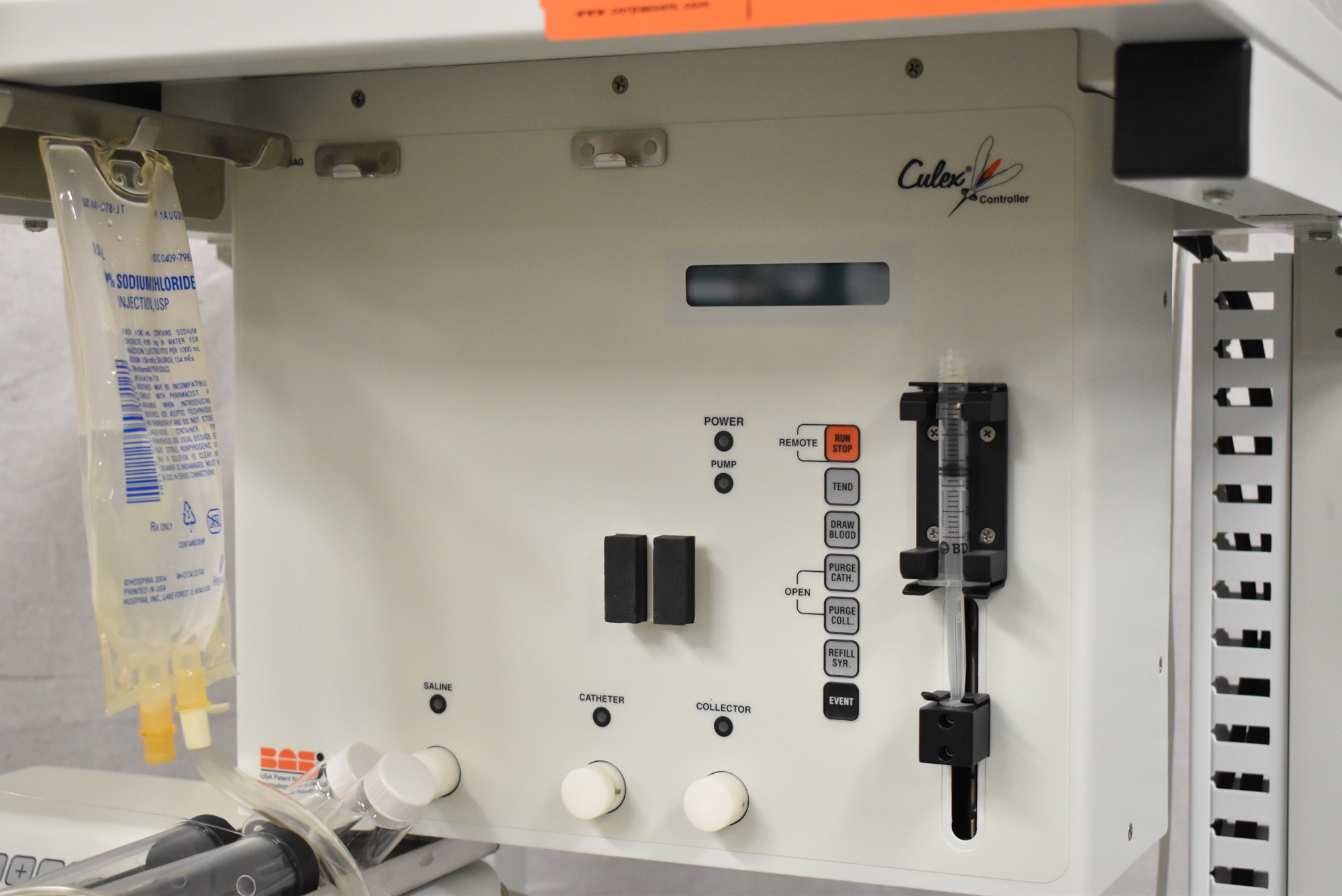 CULEX MICRO-DIALYSIS SYSTEM CONSISTING OF CULEX EMPIS PROGRAMMABLE INFUSION SYSTEM, CULEX HONEY COMB - Image 2 of 6