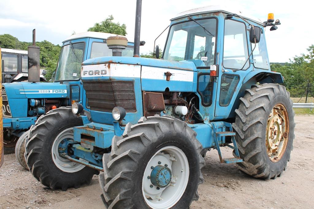 4 Door Tractor : Ford cargo cc door tractor reg no bke y d f