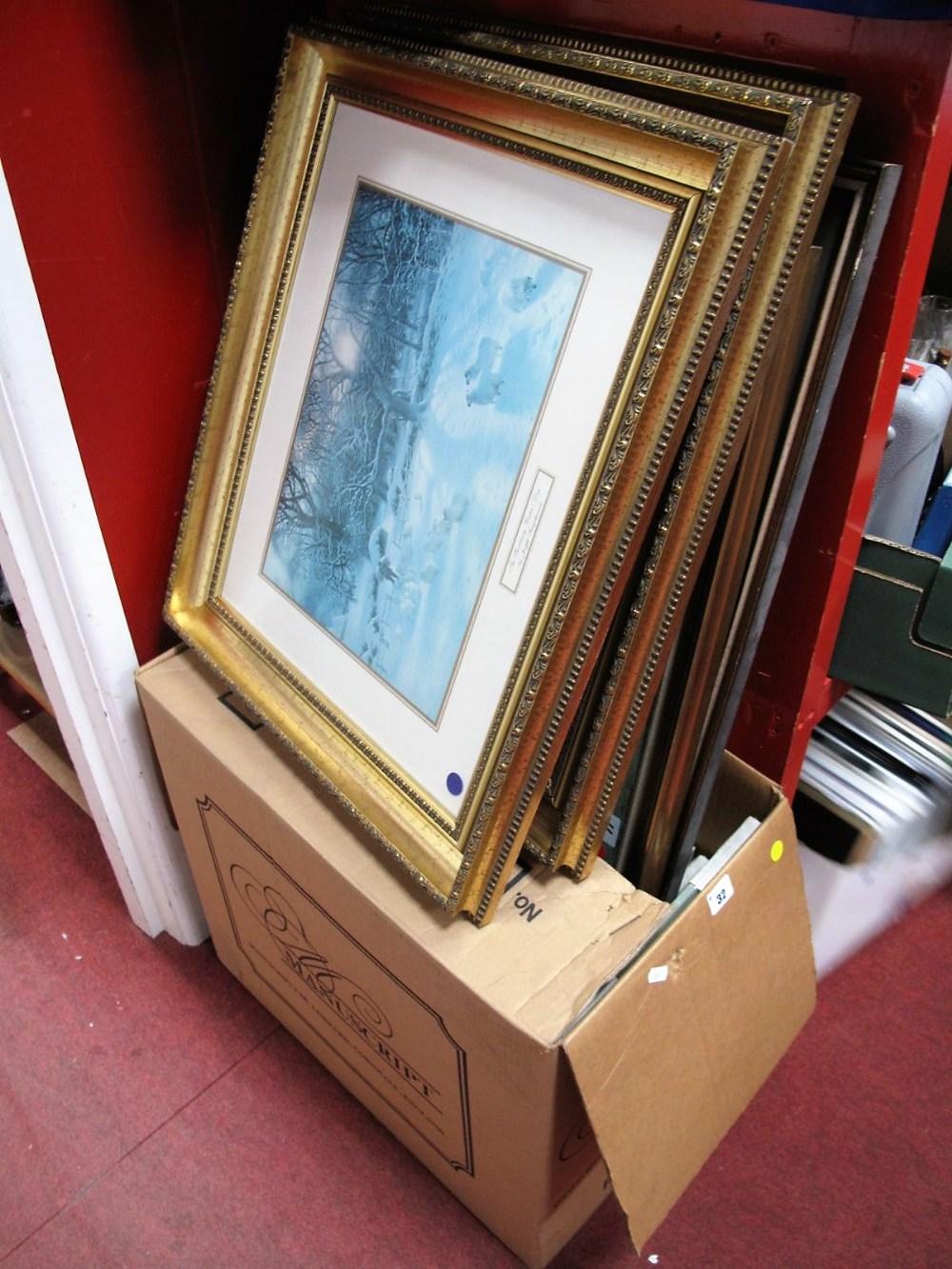 Lot 32 - A Large Quantity of Prints, including Penny Desmond, Lara Moon.