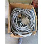 Electrical Flex Conduit and Cart