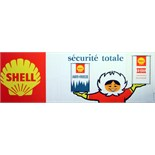 Advertising Poster Shell Eskimo People
