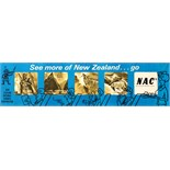 Advertising Poster NAC New Zealand Airways See More of New Zealand