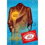 Advertising Poster Sunshine Warmth