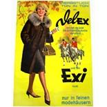 Advertising Poster Autumn Fashions