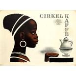 Advertising Poster Cirkel Kaffee Coffee
