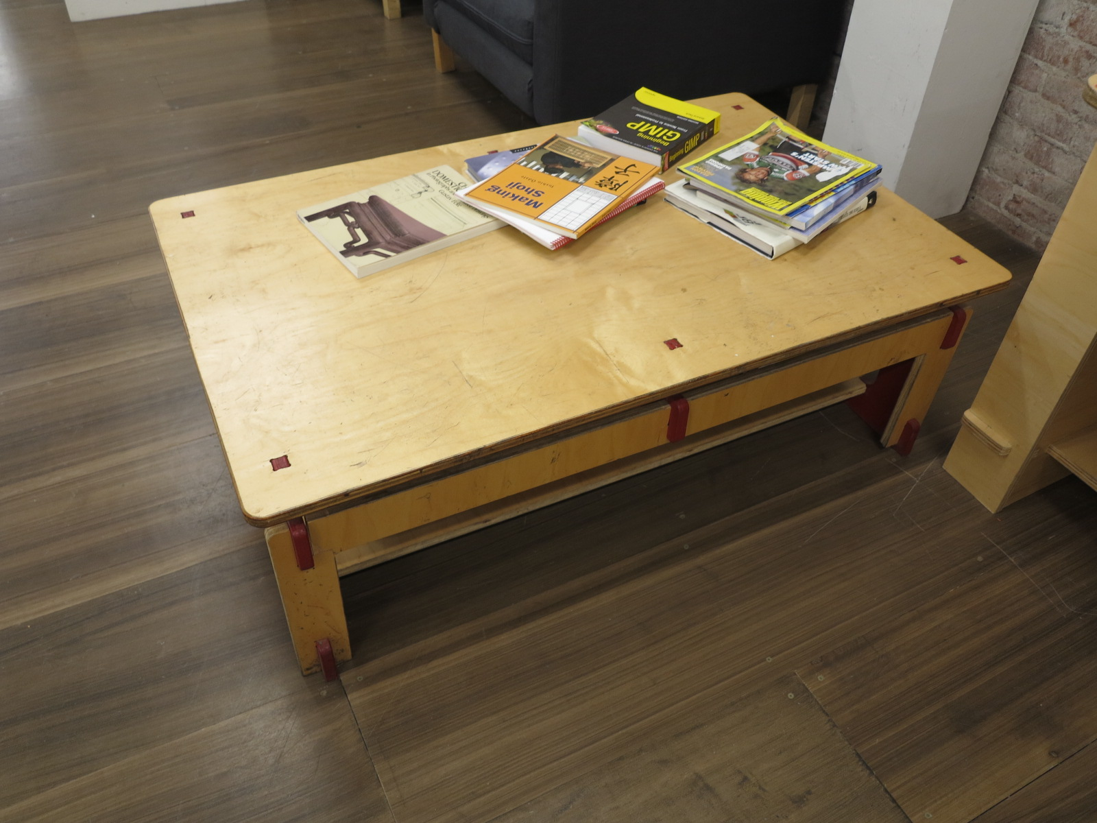 """Lot 31 - LOT - (1) 30"""" X 48"""" TABLE AND (1) 86"""" X 36"""" TABLE"""