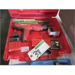 HILTI D X 2 GUN