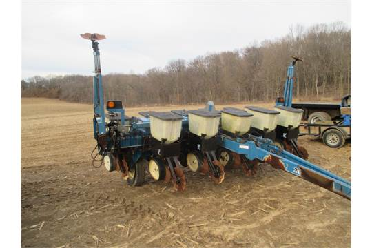 Kinze 2000 6 11 Split Row Planter