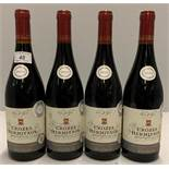 4 x 750ml bottles Crozes Hermitage - 201
