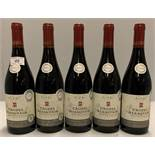5 x 750ml bottles Crozes Hermitage - 201