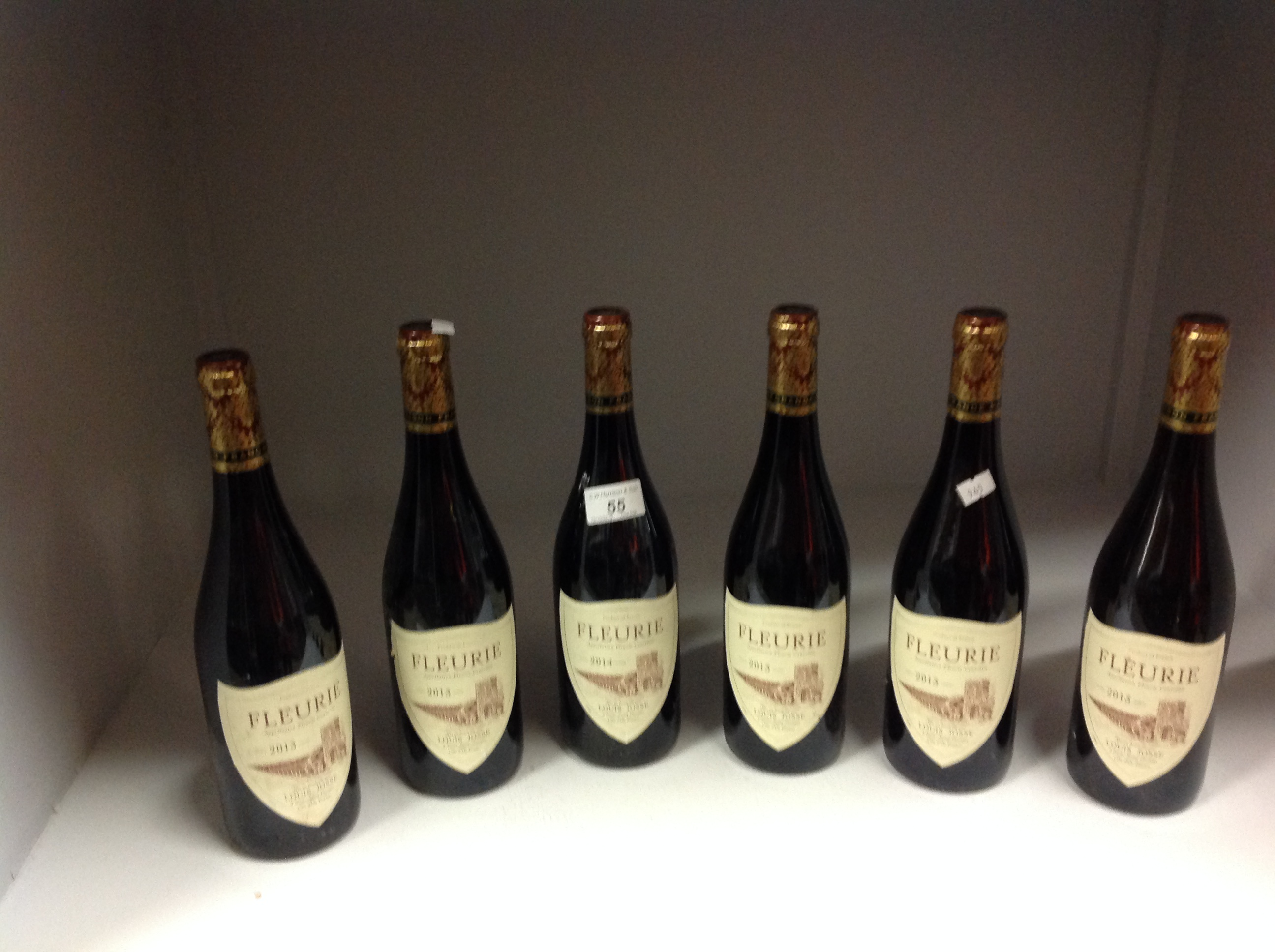 Lot 55 - 6 x 750ml bottles Louis Josse Fleurie