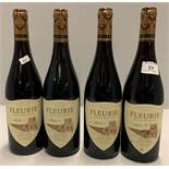 4 x 750ml bottles Louis Josse Fleurie