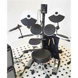 1 x Roland V-Drums Electronic Drum Kit With Stool and Stick Bag - Ref KP103 -CL489 - Location: Putn