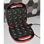 3 x Vonshef Twelve Ring Doughnut Makers - Model 13/103 - CL489 - Ref KP122 - Location: Putney,