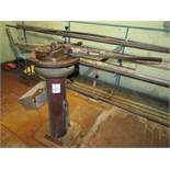 Di-Acro Manual Pipe Bender, with 1-3/4R 5/8G, 2-1/2R 7/8G, and 3R 1-1/8G Bending Dies