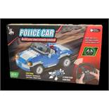 + VAT Brand New Radio Controlled Build your own Police Car Full function r/c Matches Lego RRP ú49.