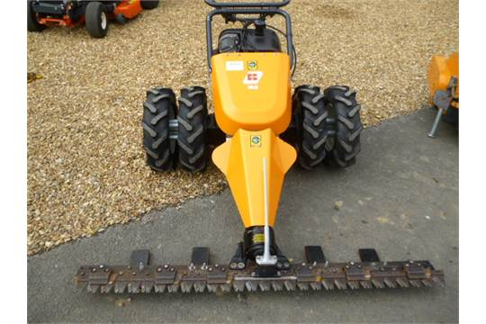 REFORM M9 HYDRO BANK MOWER FLAIL AND FINGER BARS - REFORM