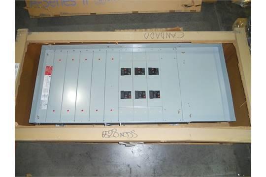 GE Spectra Series APNB volt-on electrical panelboard, M/N