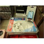 19 x Peel n Seal White Envelopes 229mm x 162mm & a Rexel Joy ID Guard Retractable Ink Roller. All