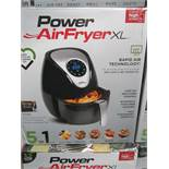   1X   POWER AIR FRYER 3.2L   UNCHECKED AND BOXED   NO ONLINE RE-SALE   SKU C5060191469838   RRP £