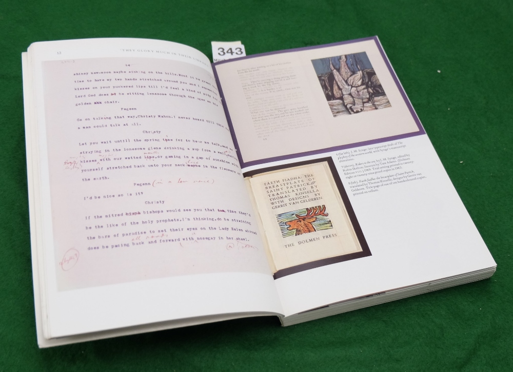 Lot 343 - BOOK - Peter Fox, Treasures of the Library - Trinity College Library, 1986, 1st Edition,