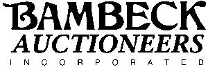 Bambeck Auctioneers Inc.