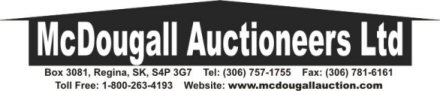 McDougall Auctioneers Ltd.