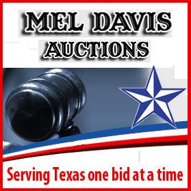 Mel Davis Auctions